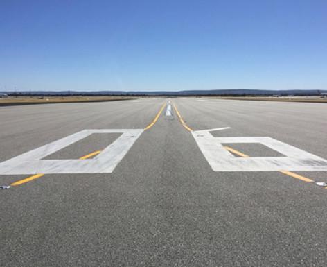 Huesker-Perth Airport