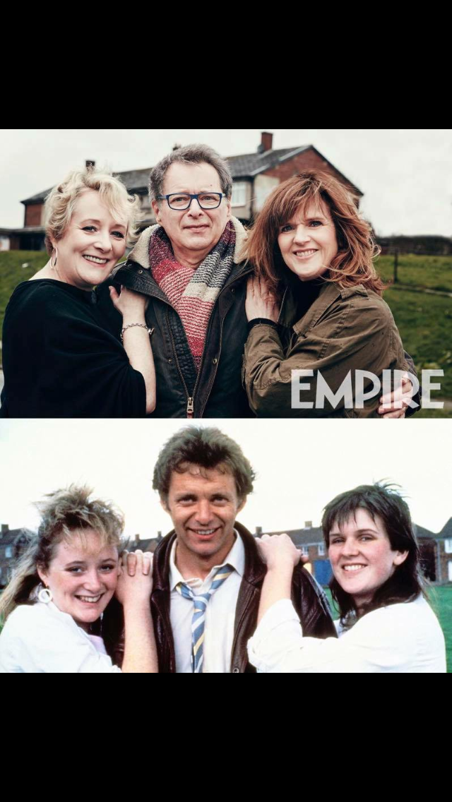 Empire Magazine - Rita, Sue and Bob