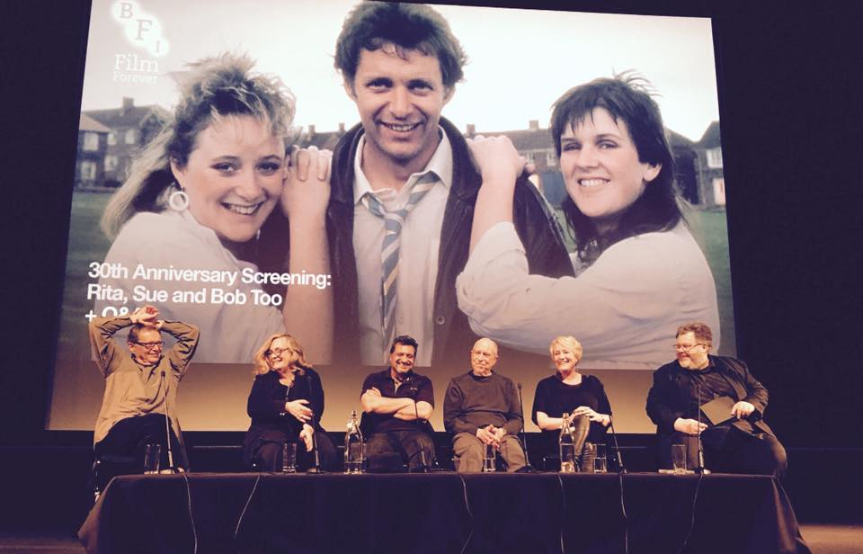 Rita, Sue & Bob Too Q&A