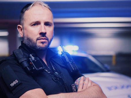 Former Police Officer shines spotlight on mental health after being diagnosed with work-related PTSD