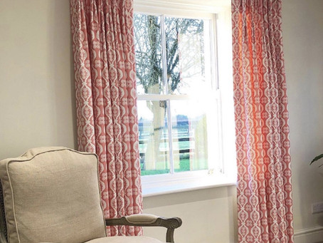 Top Tips for winter blinds and curtains