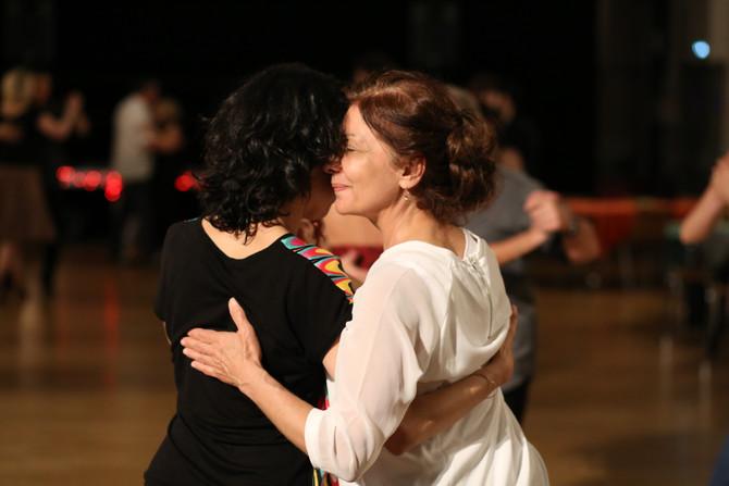 """Un nouvel atelier """"Tango Expérimental"""""""