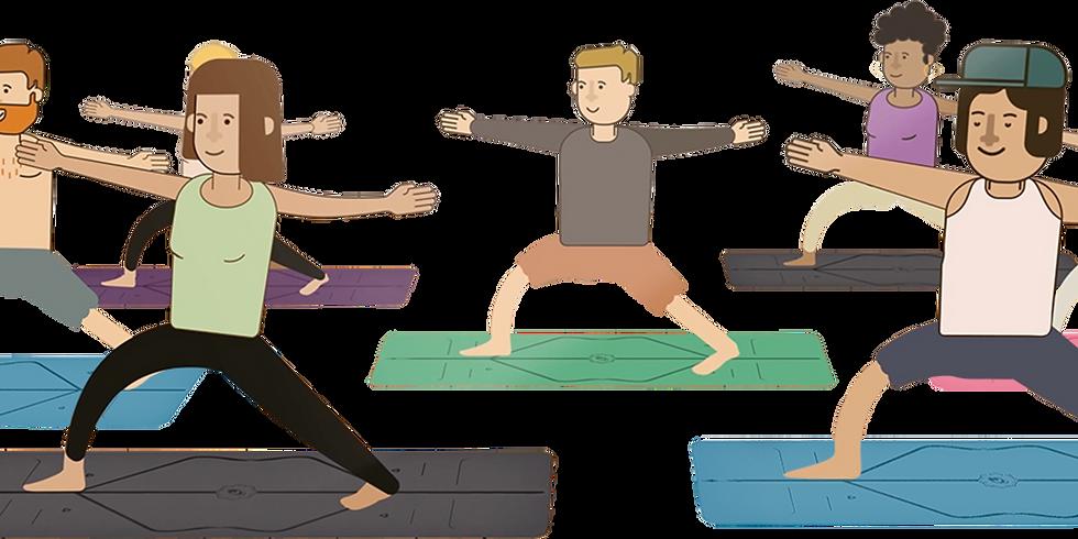 Yoga: Move with Purpose Intro Series: 1