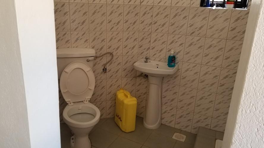 Toilet at Farm House