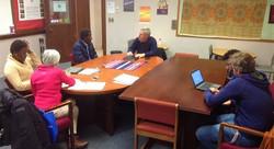 Mentors & Mentees Working.JPG