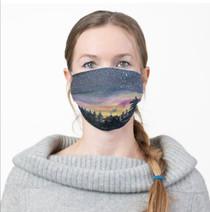 Enchanted RomsArt Facemask