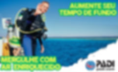Curso PADI Enriched Air