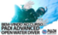 Curso PADI Advanced Open Water Divers