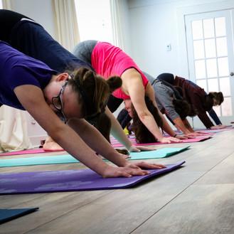 Yoga Class at Zen House