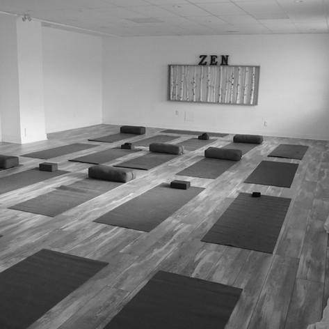Yoga Set Up