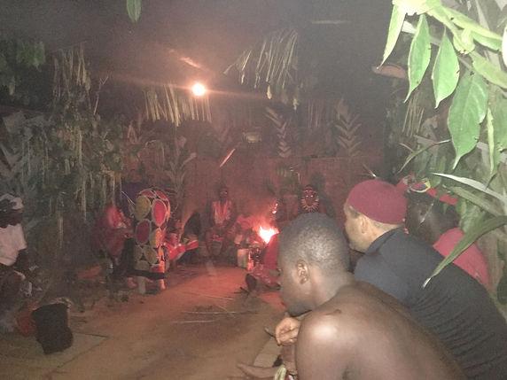 Africa Iboga Ceremony