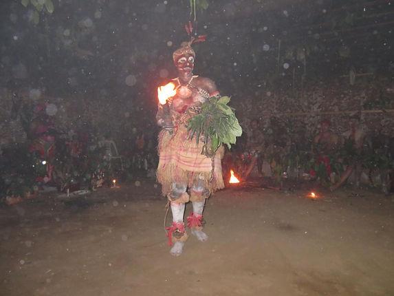 Iboga Shaman