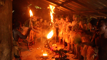 Traditional Iboga Ceremony