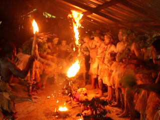 Traditional Iboga Ceremony