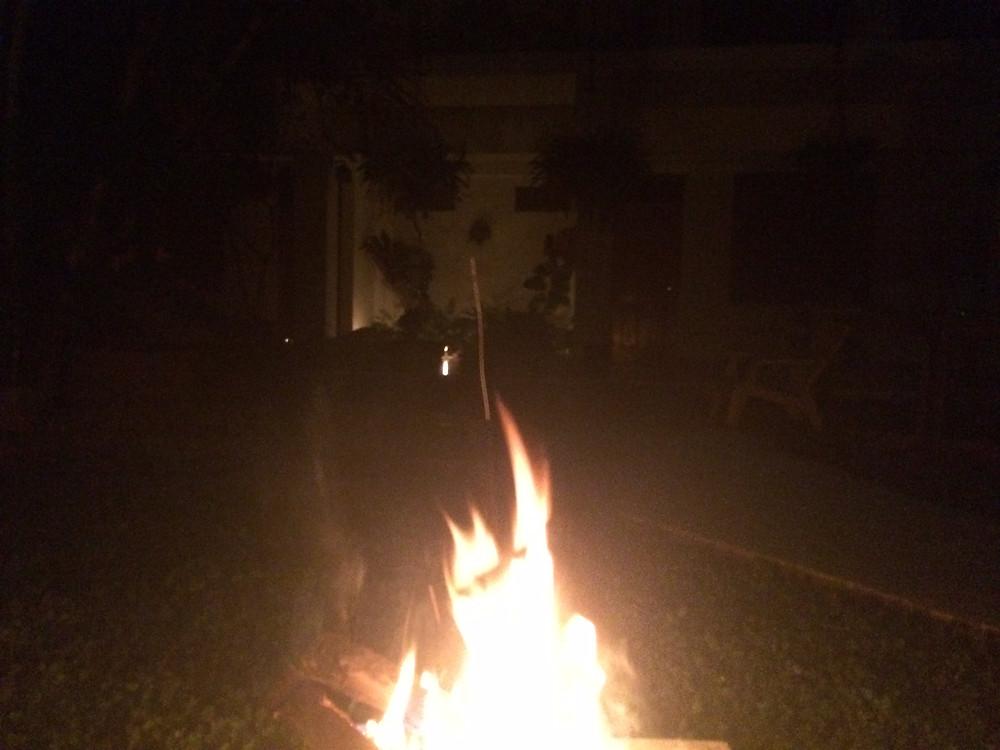 Iboga Fire Ceremony