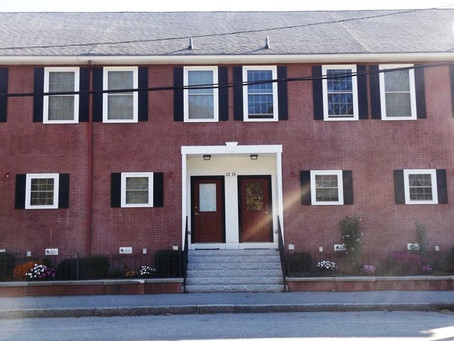A TOWNHOUSE IN WORCESTER