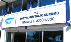 SGK İl Md.lüğü IŞIKLI TABELASI