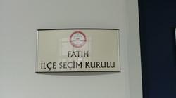 FATİH_YSK_KAPI_TABELASI