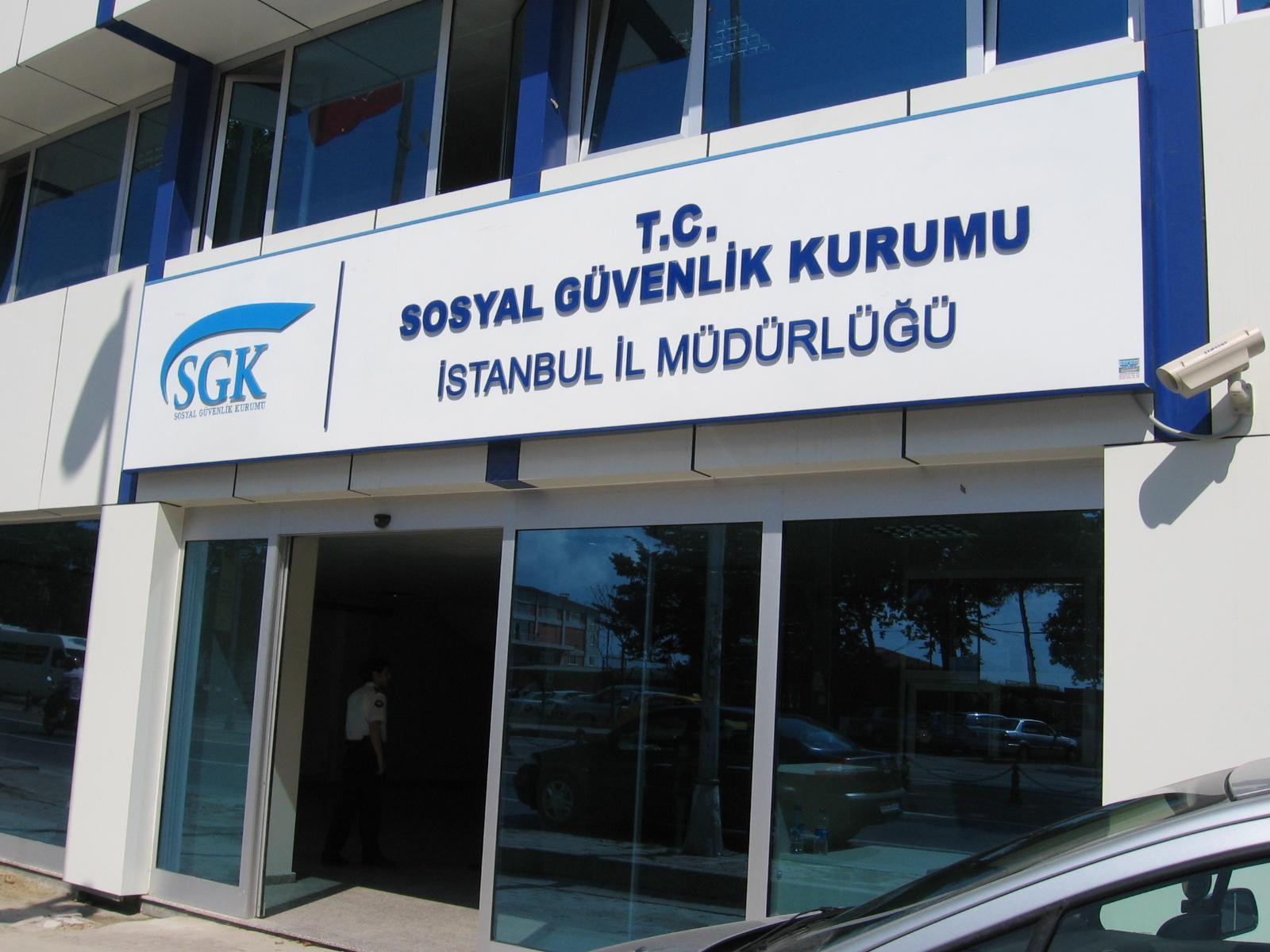 SGK İSTANBUL İL MD.LÜĞÜ