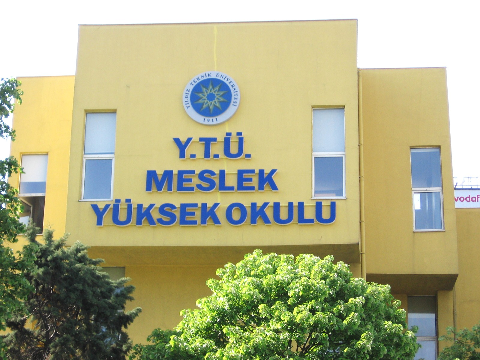 Y.T.Ü. M.Y.O.  - 1