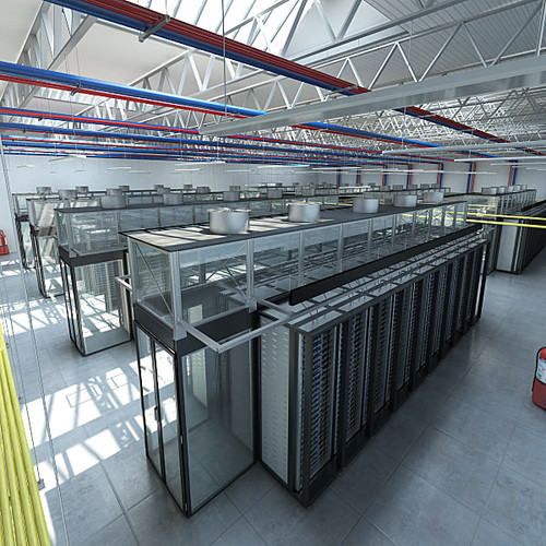 Server Warehouse 01