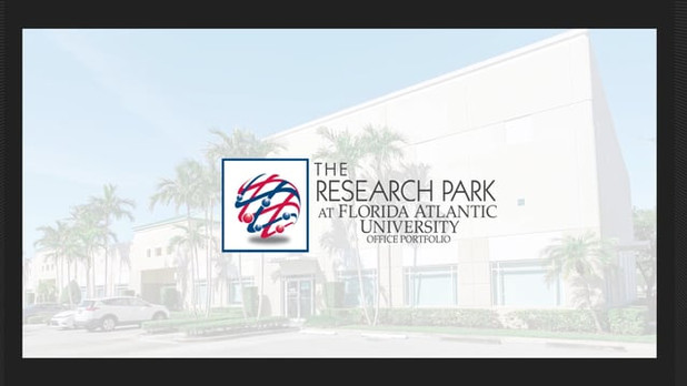 Research Park at FAU