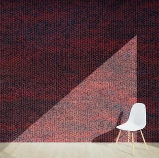 Pixel Sticks - Red Oak Wine Red