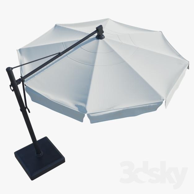 Patio Umbrella 01
