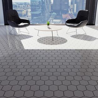Seashell Tiles - Hexagon