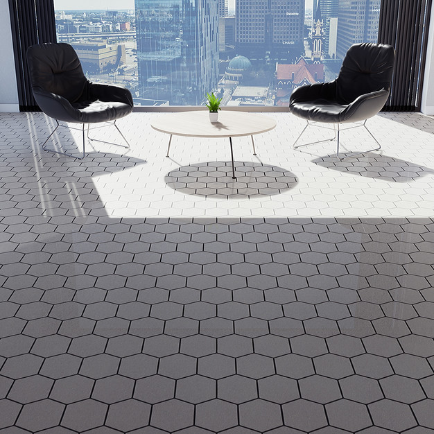 Seashell Tiles - Hexagon