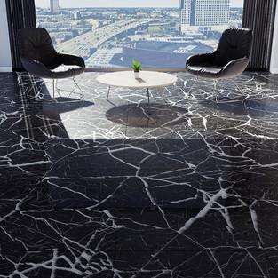Marble Black Clean