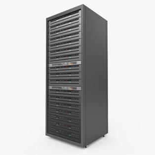 Server Rack 02