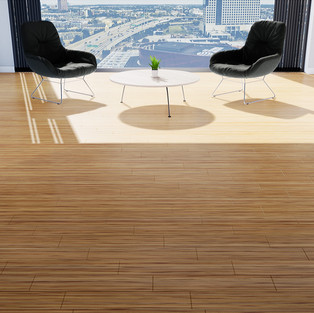 Bamboo Planks - Brown