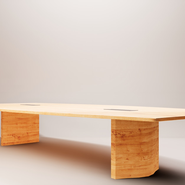 Wood Conf Table