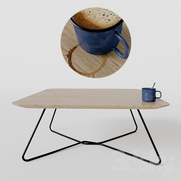 Singer Coffee Table