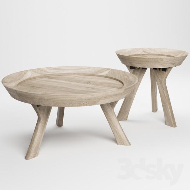 Moraga Coffee Table