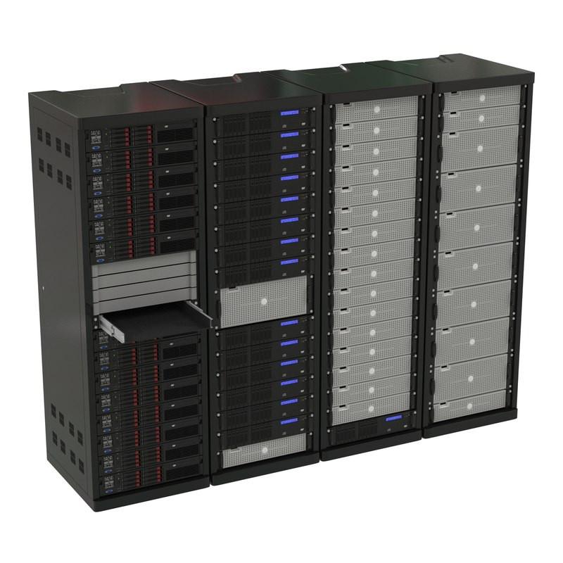 Rack Set 02