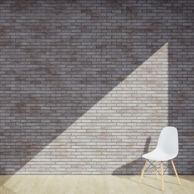 Bricks White Washed Light