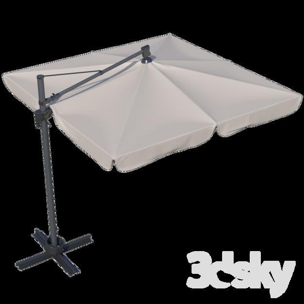 Patio Umbrella 02