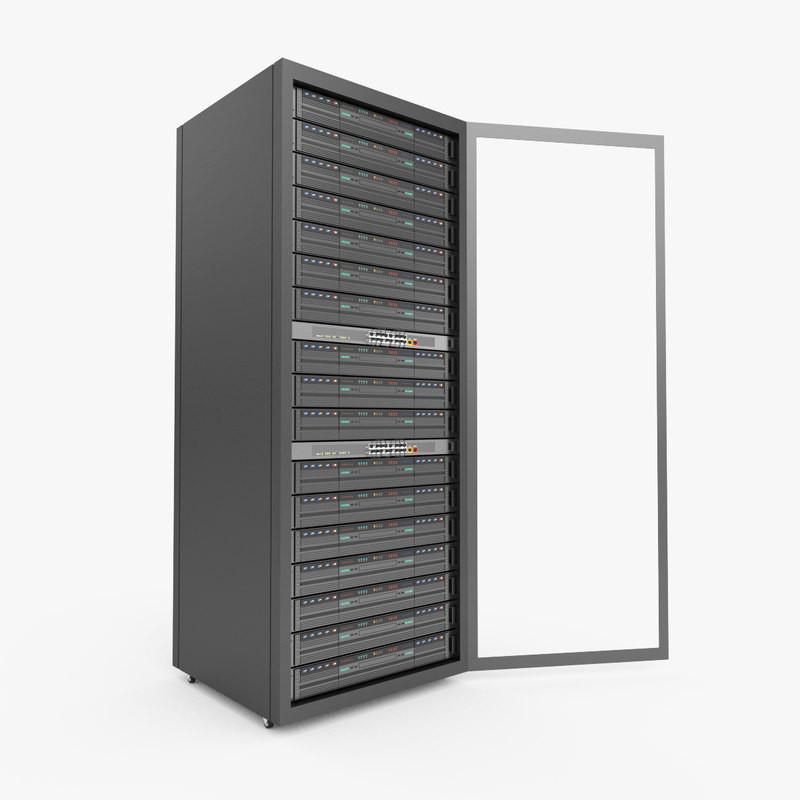 Server Rack 03