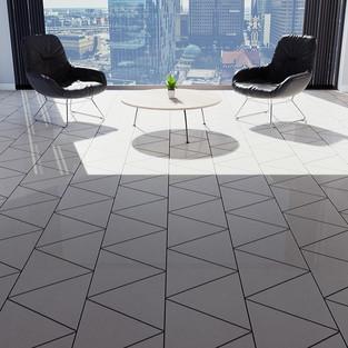 Seashell Tiles - Triangle