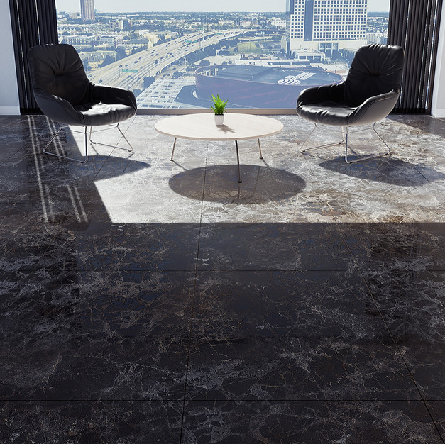 New Emperador Marble Dark