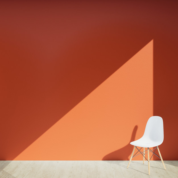 Solid Paint Orange