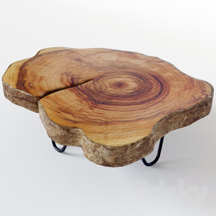 Barkwood Table