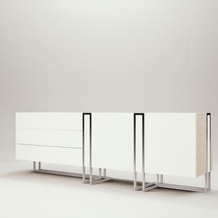 Cage Sideboard Storage