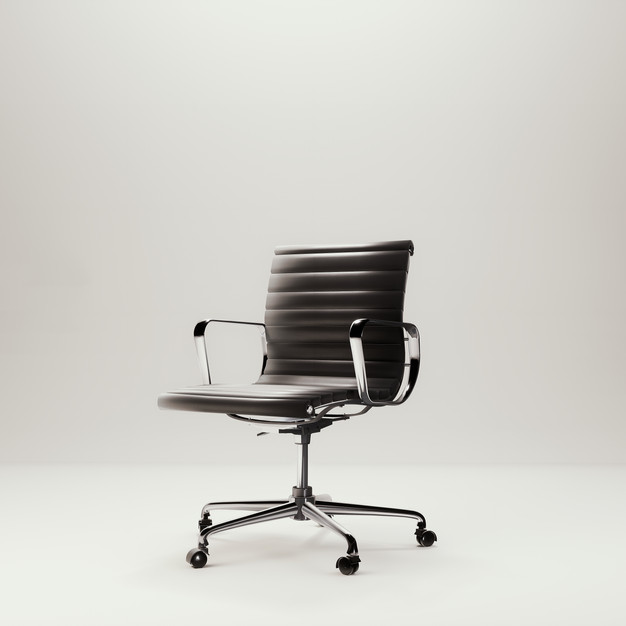 Metal And Leather Office Chair.jpg
