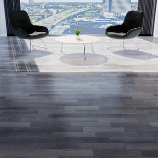 Parquet European Ash Gray - English