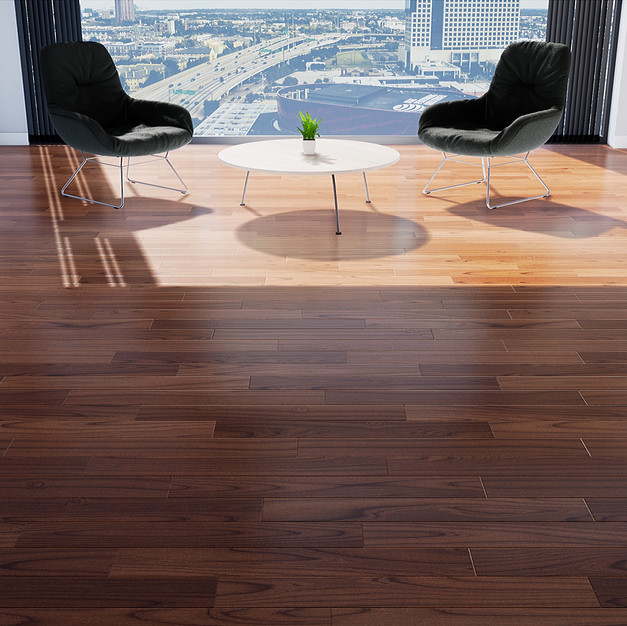 Parquet Mahogany - English