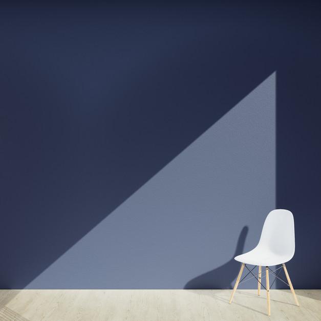 Solid Paint Dark Blue