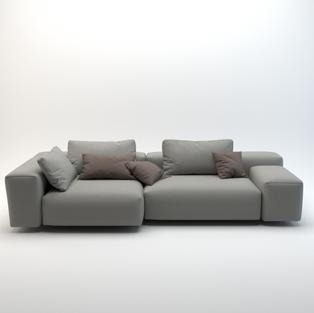Wendelbo Raft Sofa